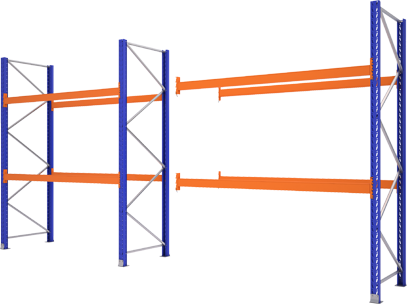 Pallet Racking Construction
